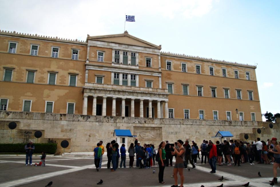 athens parliament 1