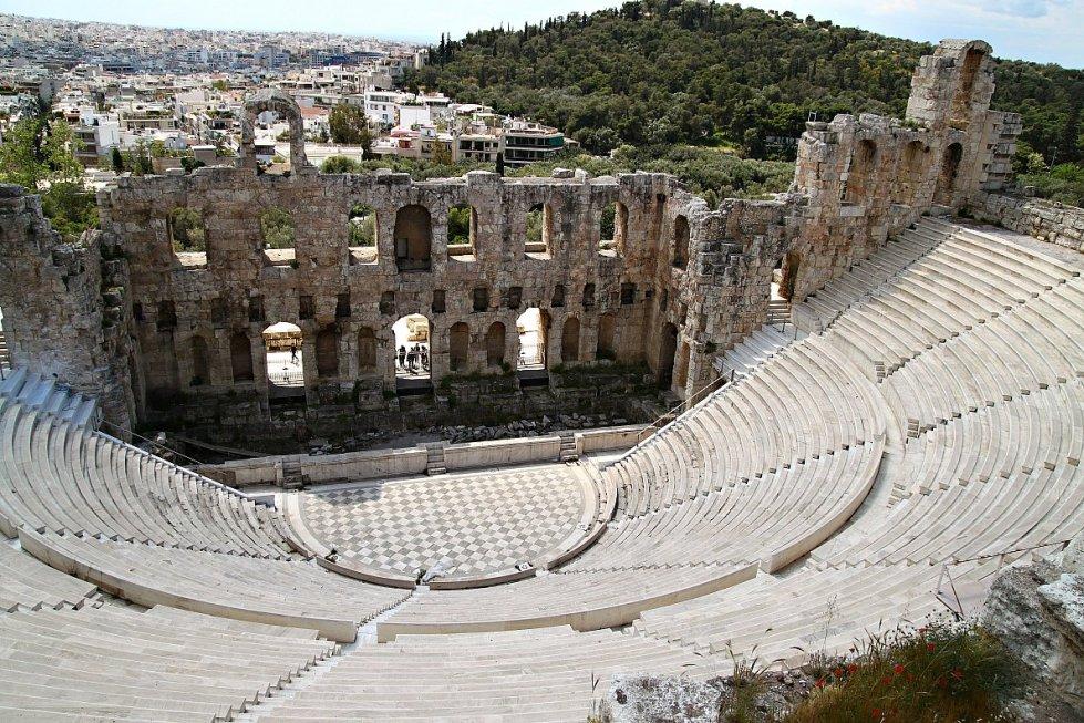 acropolis odeon of herodes atticus