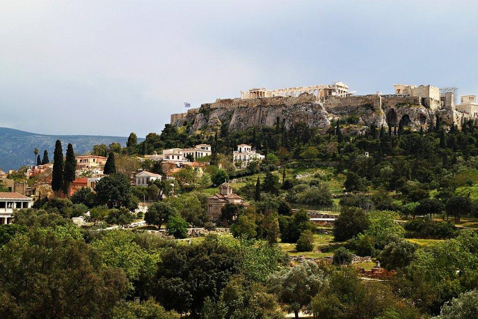greek agora 4