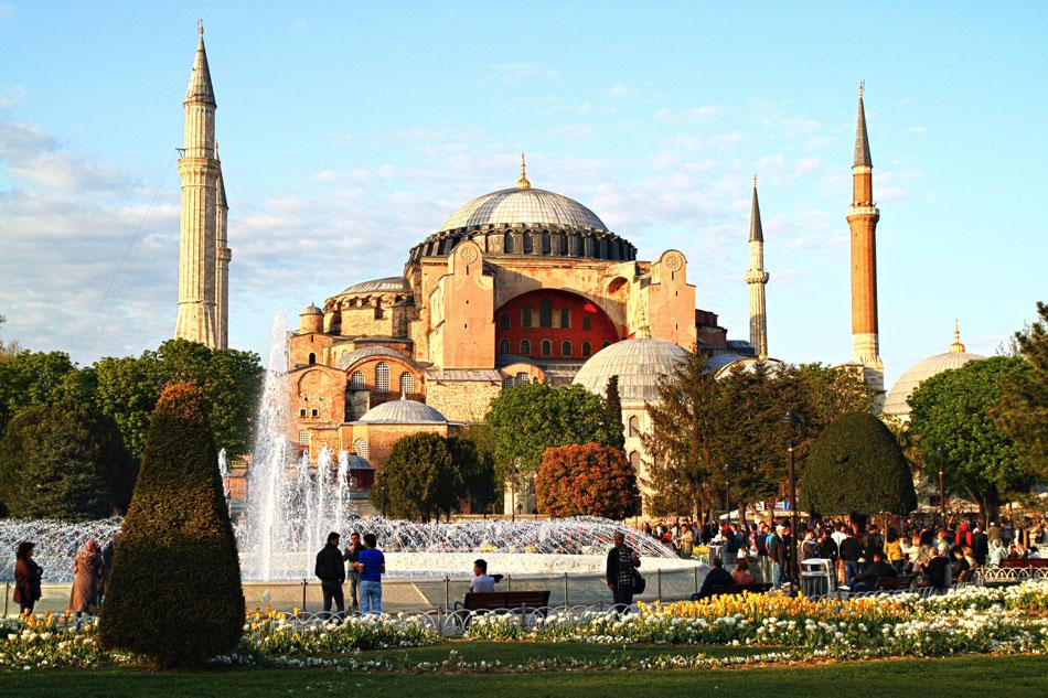 istanbul ayasofya 1
