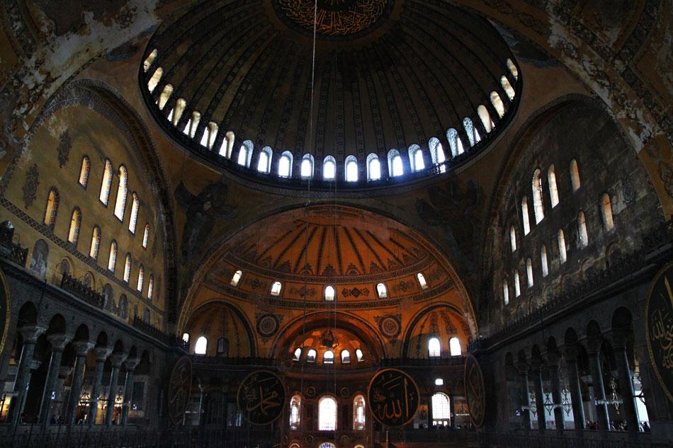 istanbul ayasofya 3