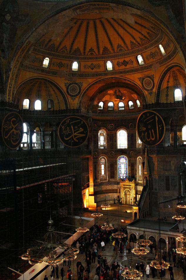 istanbul ayasofya 4