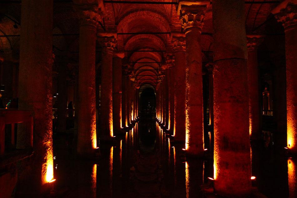 istanbul basilica cistern 3