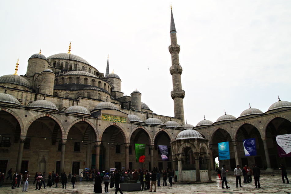 istanbul blue mosque 3