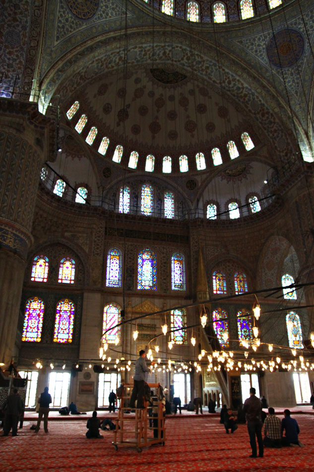 istanbul blue mosque 4