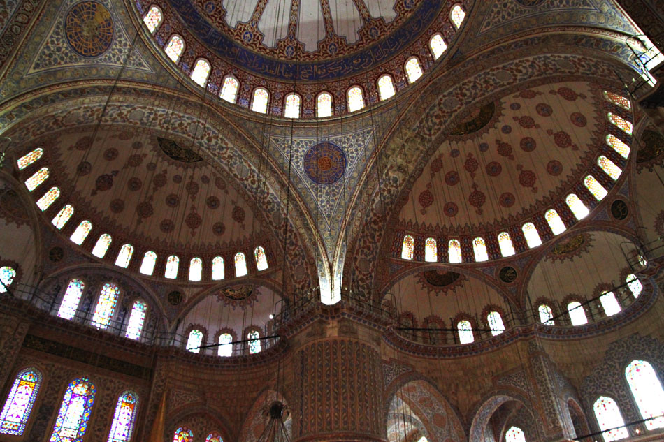 istanbul blue mosque 5