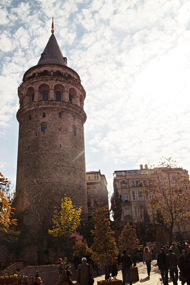 istanbul galata tower 1
