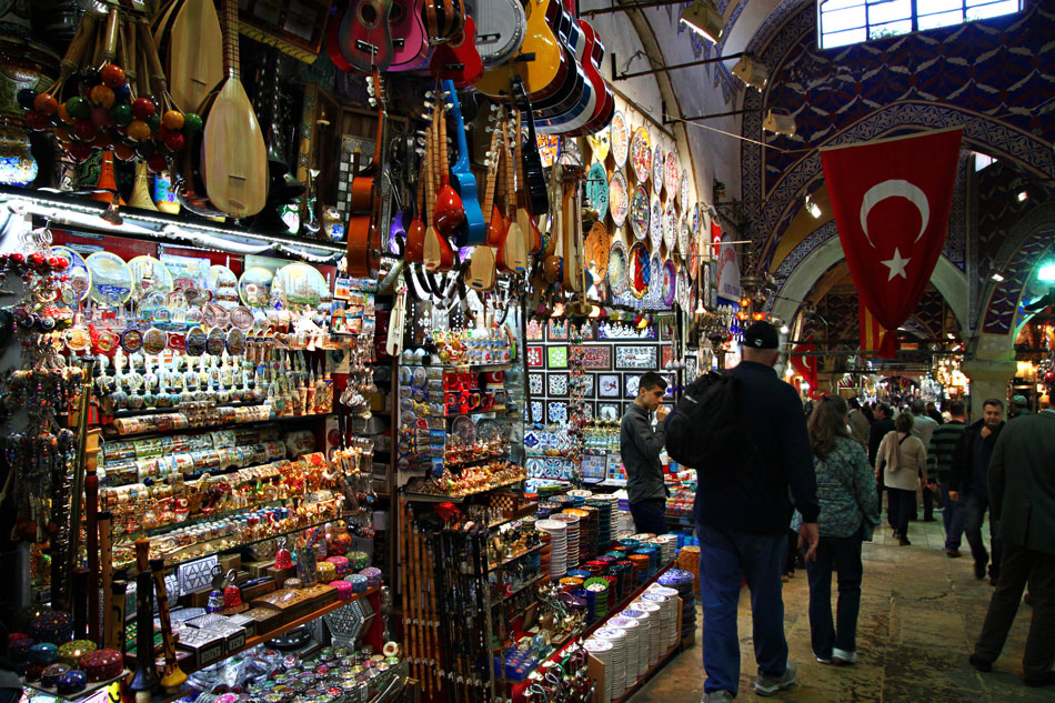 istanbul grand bazaar inside 2