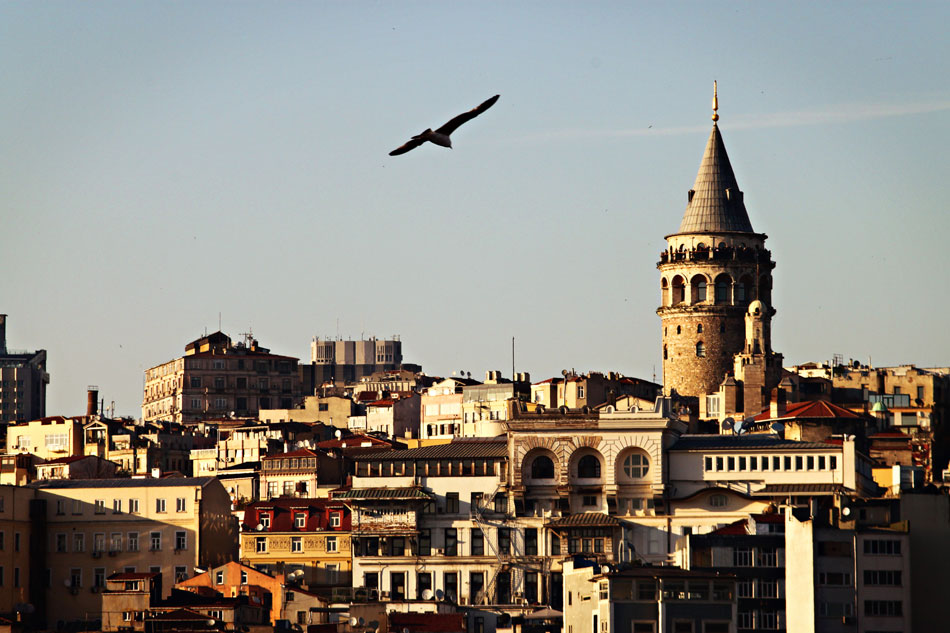 istanbul karakoy galata tower 2