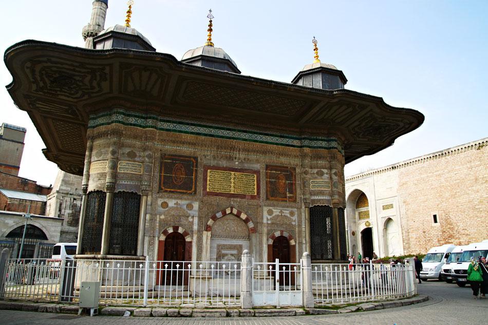 istanbul topkapi palace 1