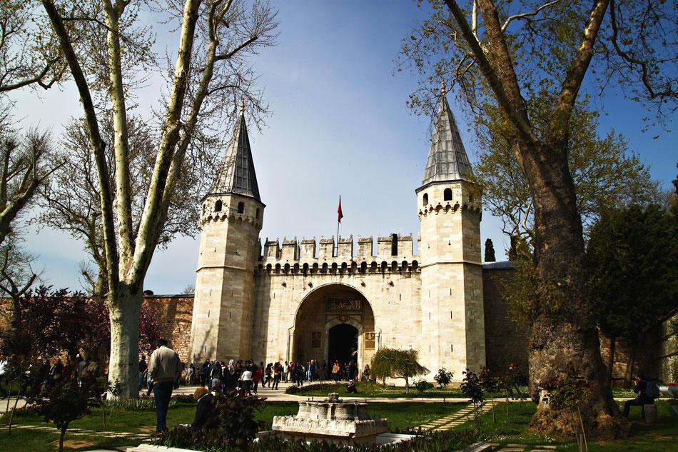 istanbul topkapi palace 2