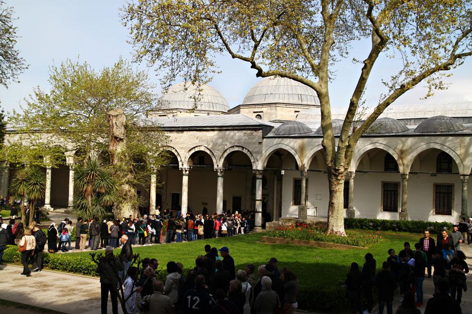 istanbul topkapi palace 4