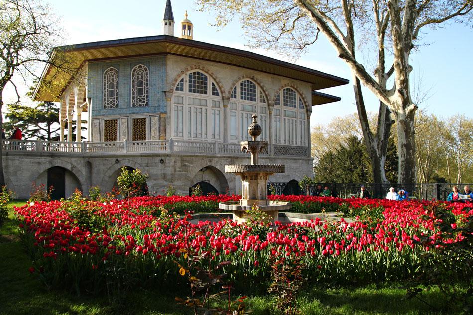 istanbul topkapi palace 5