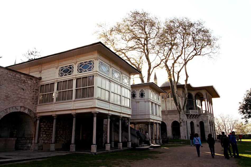 istanbul topkapi palace 6