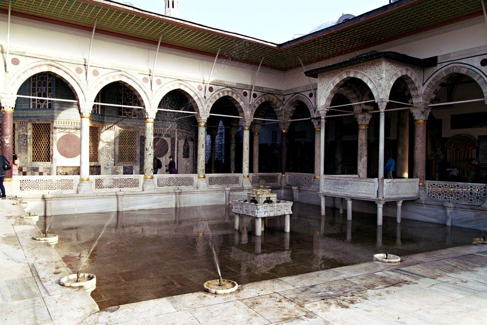 istanbul topkapi palace 7