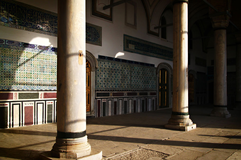 istanbul topkapi palace 8