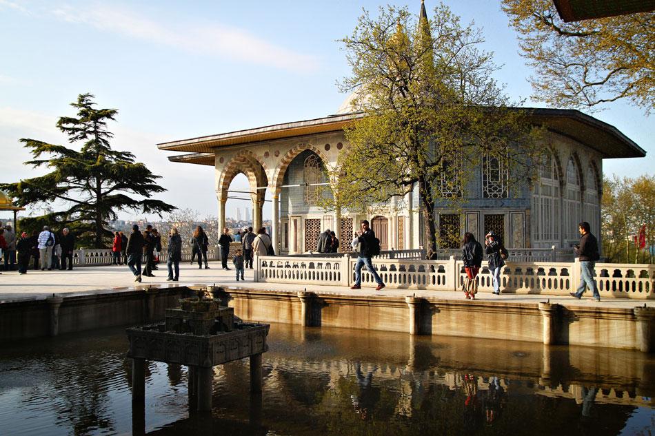 istanbul topkapi palace 9
