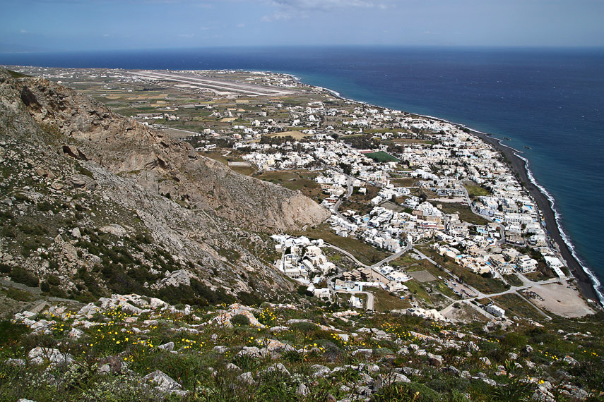 santorini ancient thira 2