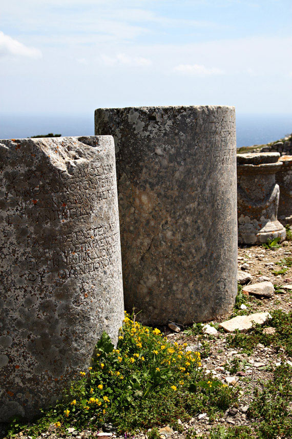 santorini ancient thira 5