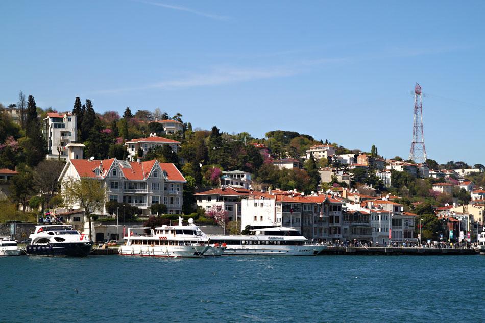 istanbul bosphorus sights 1