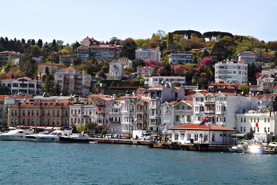 istanbul bosphorus sights 2