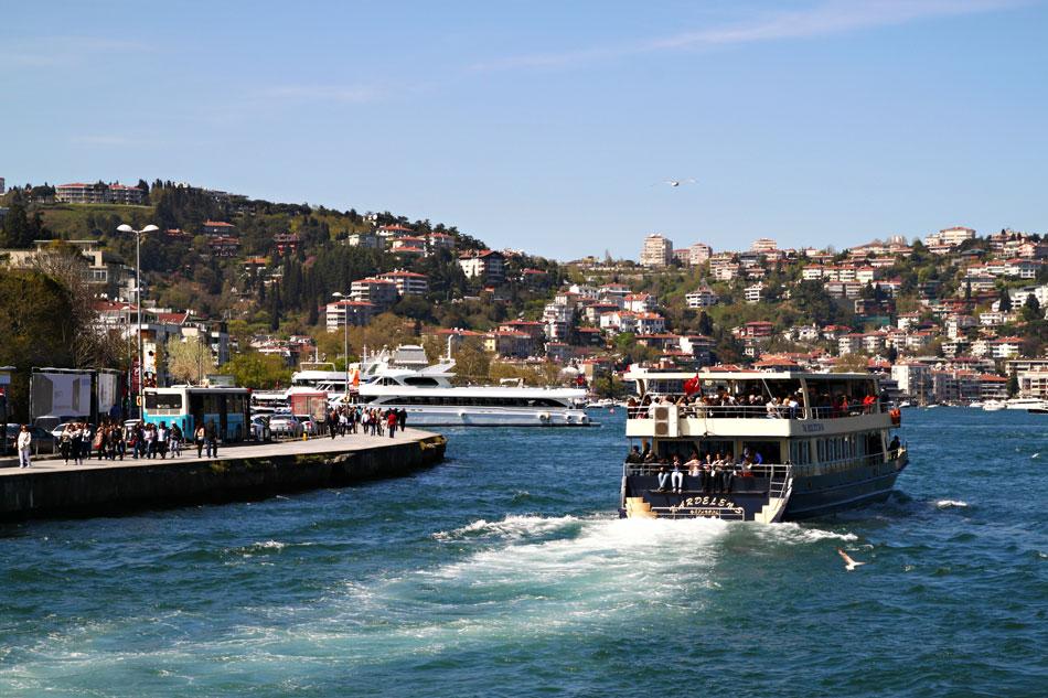 istanbul bosphorus sights 3